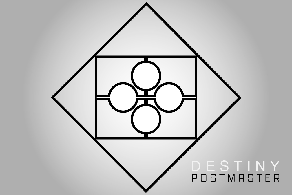 Destiny Postmaster Icon