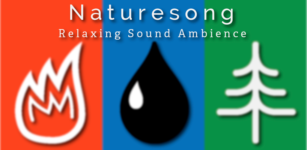 Naturesong Application for Android and iOS