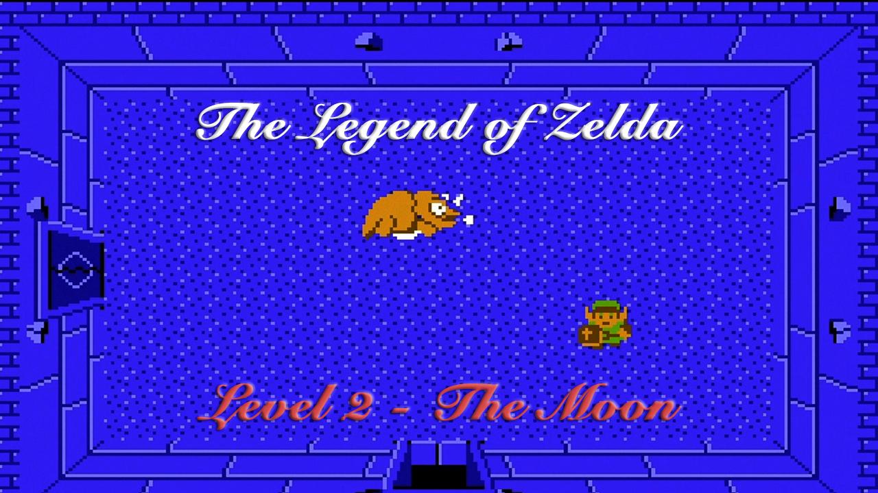 Zelda Level 2